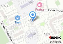 Компания «Замки-САО» на карте