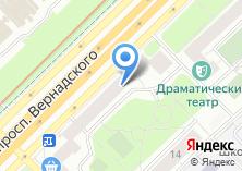 Компания «РУСАЭРО-Тур» на карте