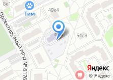 Компания «Детский сад №2667 Маячок» на карте