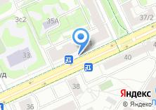 Компания «Киоск хлебобулочных изделий на Зои и Александра Космодеиьянских» на карте