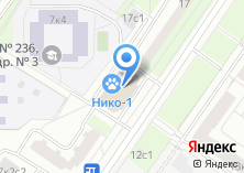 Компания «Нико» на карте