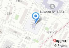 Компания «Детский сад №2742» на карте