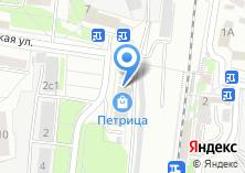 Компания «Пышечка» на карте