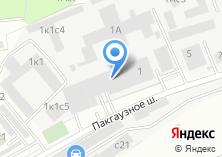 Компания «Витрина А Рус» на карте