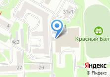 Компания «ТехноМир» на карте