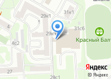 Компания «Ростаер» на карте