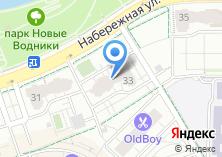 Компания «СИМУРГ» на карте