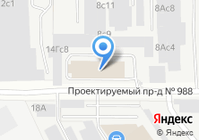 Компания «Инжстроймаш» на карте