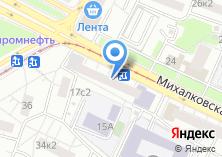 Компания «Центральная детская библиотека №40 им. И.З. Сурикова» на карте