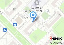 Компания «Сегодня» на карте