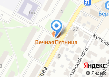 Компания «Магазин напитков на ул. Чехова» на карте