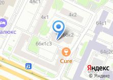 Компания «Автомойка на Ленинградском проспекте» на карте