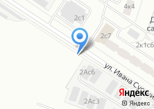 Компания «Автостоянка №326» на карте