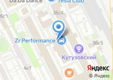 Компания «Китос» на карте