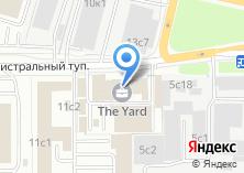 Компания «Luxpan» на карте