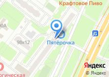 Компания «Формоза» на карте