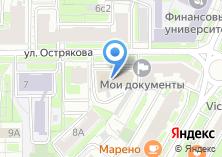 Компания «ТЕХПОСТ» на карте