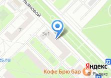 Компания «Хозяюшка В» на карте