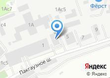Компания «Техрекон» на карте