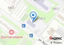 Компания «Вечерняя (сменная) общеобразовательная школа №182» на карте