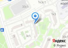 Компания «Сотис» на карте