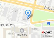 Компания «Прииск» на карте