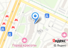Компания «ЮКО» на карте