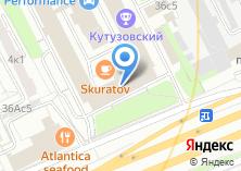 Компания «NFO» на карте