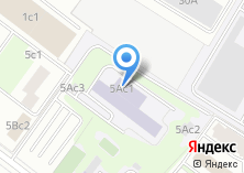 Компания «Российская ассоциация нейроинформатики» на карте