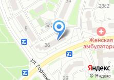 Компания «Центр по ремонту компьютеров» на карте