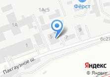 Компания «Руником» на карте