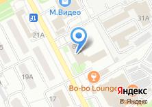 Компания «Кадастровый инженер» на карте