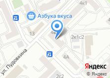 Компания «Уголовно-исполнительная инспекция Управления ФСИН России по г. Москве» на карте