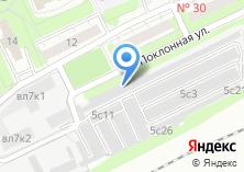 Компания «Москвич-24» на карте
