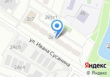 Компания «ИТ-ГРУПП» на карте