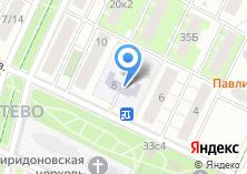 Компания «Детский сад №2012» на карте