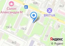Компания «Художники Москвы» на карте