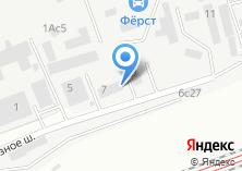 Компания «Инфосеть» на карте