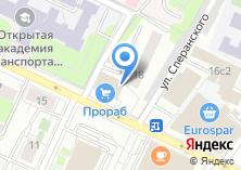 Компания «Стейкoff Хаус» на карте