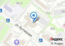 Компания «Вестелком» на карте