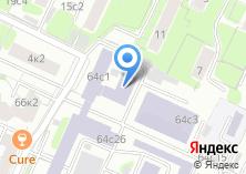 Компания «ТЕХНОГАРАНТ» на карте