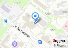 Компания «Московская междугородная телефонная станция №9» на карте