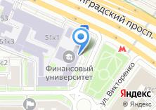 Компания «Финансист» на карте