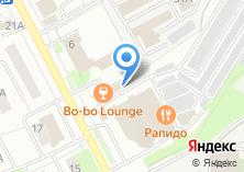 Компания «Противопожарный сервис» на карте