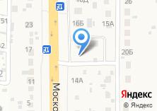 Компания «Изба» на карте