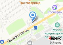 Компания «САМ» на карте