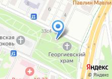 Компания «Гвардеец» на карте