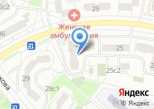Компания «Адмирала Лазарева 23 25 27» на карте