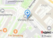 Компания «Трансбункер» на карте
