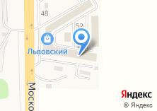 Компания «Окна и двери» на карте